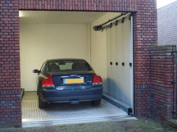 Parkeersystemen nationale referentie g82 in nistelrode for Garage ww auto
