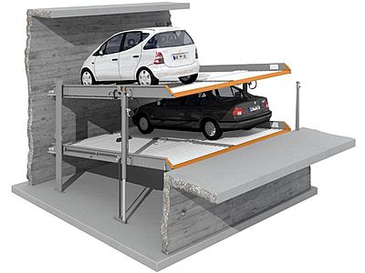 Parkeersysteem MultiBase 2078i - Aarding Parking Systems